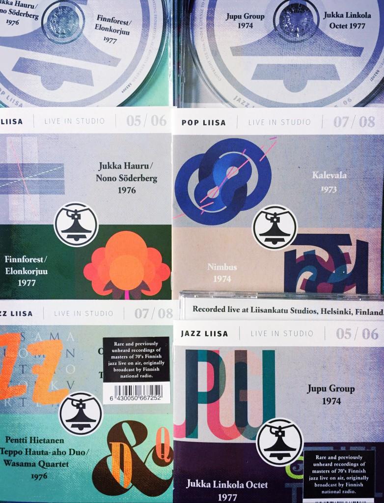 Svart Recordsin ja Ylen yhteistuotantona tehdyt Jazz Liisa ja Pop Liisa jatkuivat syksyllä 2016. Julkaisusarjojen toisessa aallossa oli ensimmäisen tapaan neljä CD-levyä ja kahdeksan LP-levyä. Syksyn Liisankatuannoksessa on taltiointeja peräti 12 yhtyeeltä.